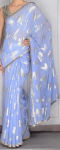 Manish Malhotra Sarees Collection New Arrivals Sari Designs 2015