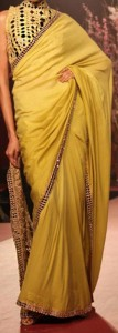 Manish Malhotra Sarees Collection New Arrivals Sari Designs 2015-16