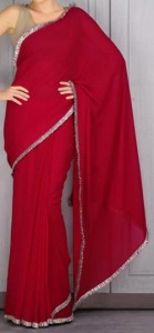Manish Malhotra Sarees Collection New Arrivals Sari Designs 2015 Red