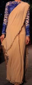 Manish Malhotra Sarees Collection New Arrivals Sari Designs Blue