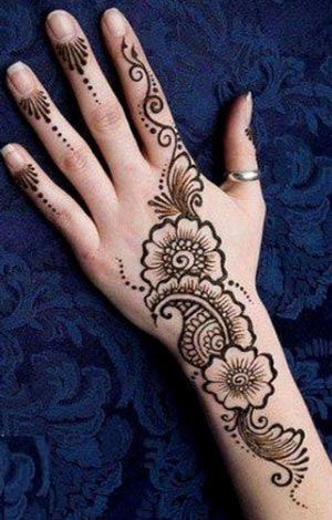 New EID Arabic Mehndi Designs for Hands Pakistani Indian ...