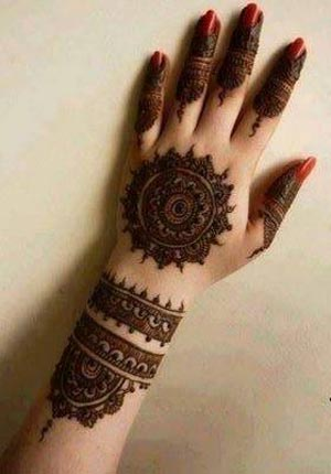 new eid arabic mehndi designs for hands pakistani indian