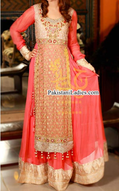 New Style of Frocks 2015 2016