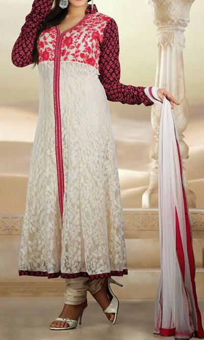 anarkali-salwar-kameez Suit 10 New Style of Frocks