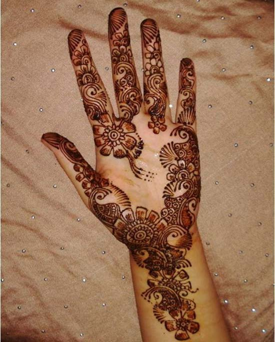 Mehndi Designs For Hands Ebook Free Download : Latest unique arabic mehndi designs for hands free download