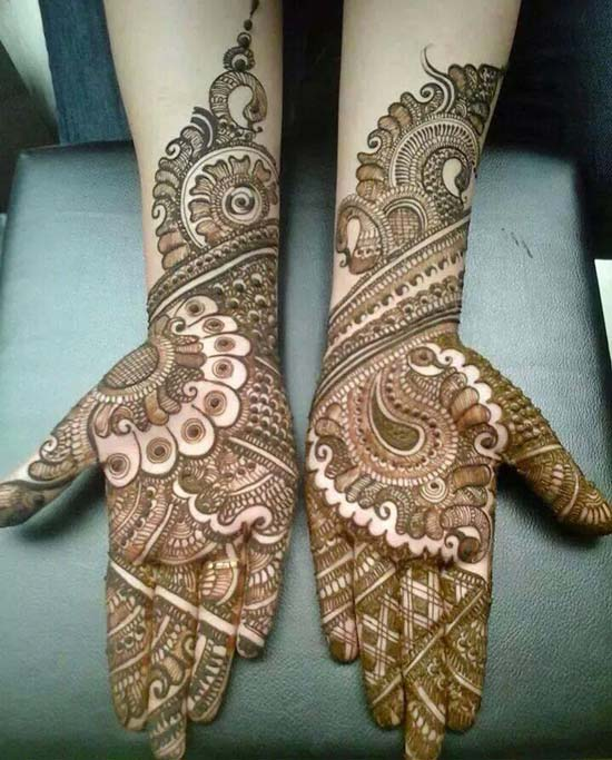 Arabic Mehndi Designs For Hands 2016 Free Download for Bridal