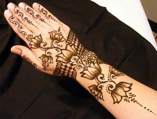 Arabic Mehndi Designs For Hands 2016 Free Download