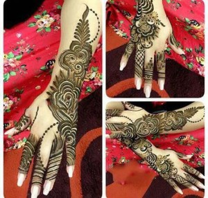 Fancy Arabic Mehndi Designs For Hands 2016 Free Download