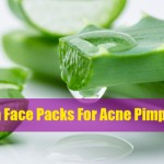 Best Aloe Vera Face Packs For Acne Pimples & Oily Skin