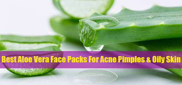 Aloe Vera Uses For Glowing Skin Face Pack for Dry Sensitive Skin
