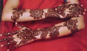 Latest-New-Unique-Bridal-Dulhan-Mehndi-Henna-Designs-2016-for-Full-Hands-Pics
