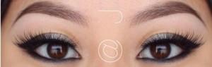 Asian-Inspired Eyeliner