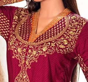 Latest Neck Designs 2016 for Salwar Kameez, Punjabi Suits Kurti Gala Style