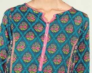 Latest New Neck Designs 2016 for Salwar Kameez, Punjabi Suits Kurti