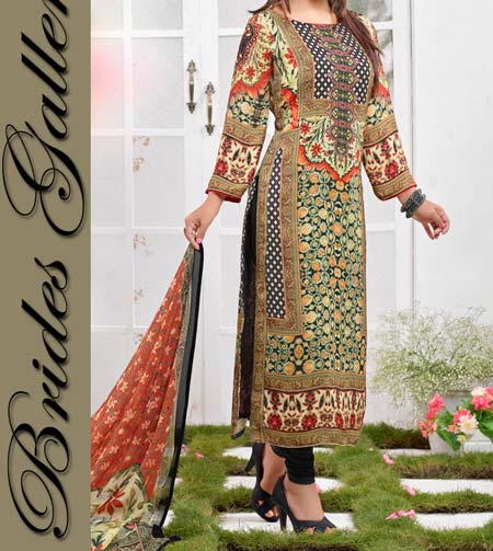 Latest New Salwar Kameez Kurti Suit Designs 2016 Indian Pakistan