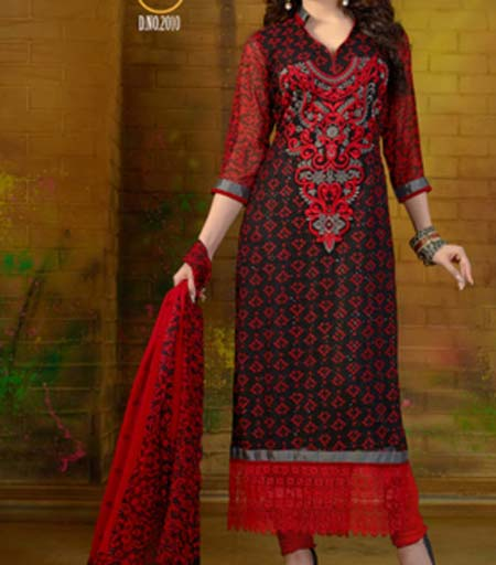 Designers Salwar Kameez Kurti Suit Fashion 2016 in India ...