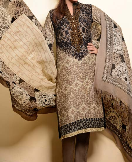 Latest New Salwar Kameez Kurti Suit Designs 2016 Indian Pakistani