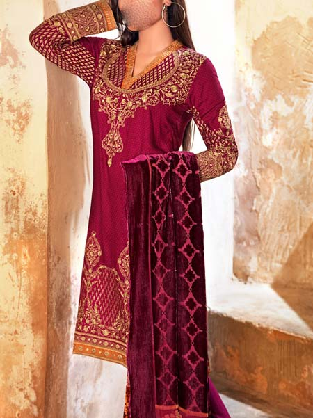 Latest New Salwar Kameez Kurti Suit Designs 2016 Pakistani