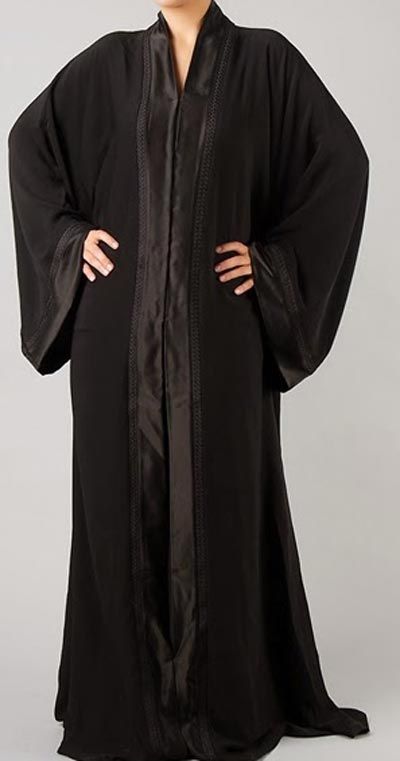 New-Fashion-Open-Style-Abaya-Designs-2016-2017