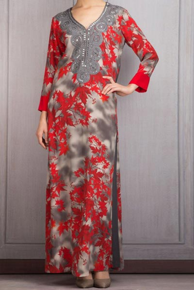 New Manish Malhotra Dresses Designs 2016 Long Salwar Kameez Suit Winter Collection
