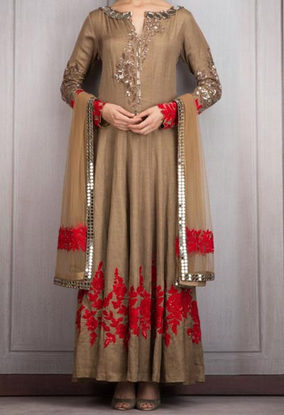 New Manish Malhotra Dresses Designs 2016 Salwar Kameez Suit Frock
