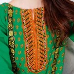 New Neck Designs 2016 for Salwar Kameez, Punjabi Suits Kurti Gala 2