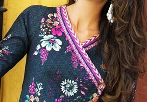New Neck Designs 2016 for Salwar Kameez, Punjabi Suits Kurti Gala Angrakha