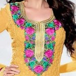 New Neck Designs 2016 for Salwar Kameez, Punjabi Suits Kurti Gala Indian