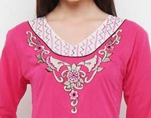 New Neck Designs 2016 for Salwar Kameez, Punjabi Suits Kurti Gala Shirts