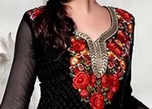 New Neck Designs 2016 for Shalwar Kameez, Punjabi Suits Kurti Gala