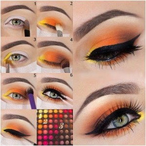 New-Trends-of-Party-Makeup-Tutorial-2016-at-Home-in-India