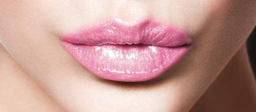 Super-Glossy Lips