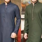 Men & Boys Kurta New Designs 2016 Gents Shalwar Kameez Styles