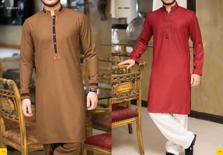 Men Boys Gents Kurta Pajama Shalwar Kameez New Designs 2016 4