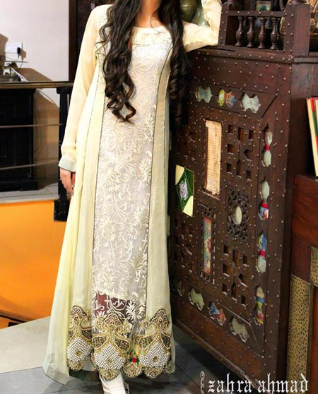 New Frock Design 2016 Latest Style Fashion India