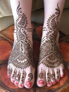 Bridal-Khaleeji Henna, Mehndi Designs for Hand and Feet 2016 2017