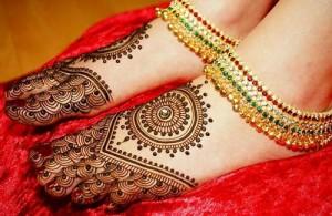 Bridal Khaleeji Henna, Mehndi Designs for Hand and Feet 2016 2017