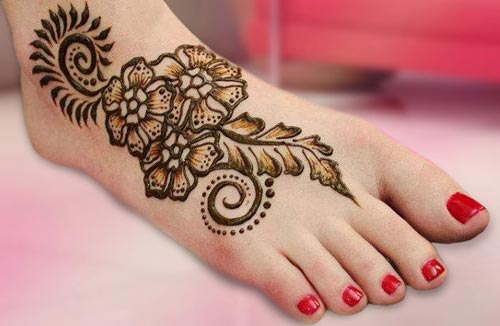 Mango-Motif-Khaleeji Henna, Mehndi Designs for Hand and Feet 2016 2017 3