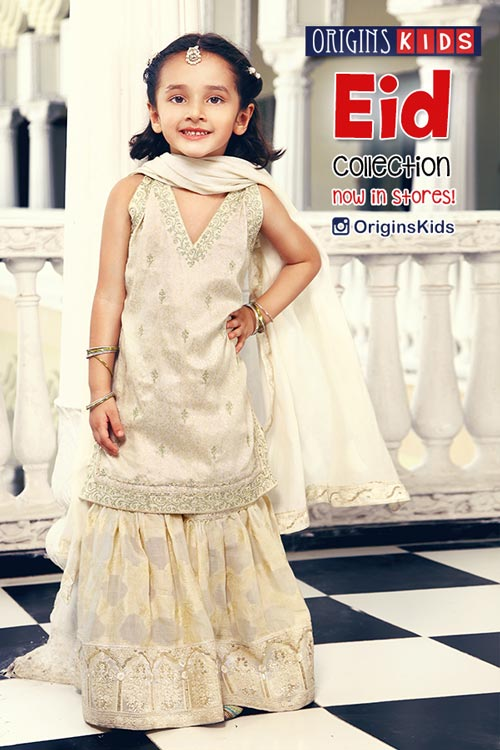 Latest Sharara and Gharara Designs For Kids 2016 2017 Ghagra Choli 5