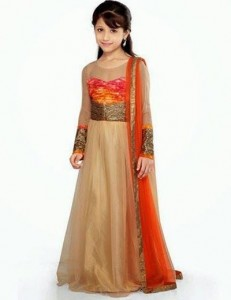 Little-Girls-Baby-Girls-Party-Wedding-Dress-Pakistani-Indian-2016-2017-Frock