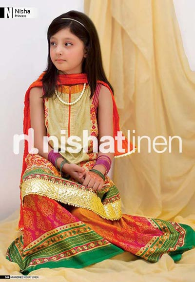 Little-Girls-Baby-Girls-Party-Wedding-Dress-Suit-Pakistani-Indian-2016-2017-2