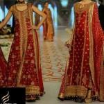 New Fashion of Bridal Dresses Pics 2016 2017 in Pakistan India