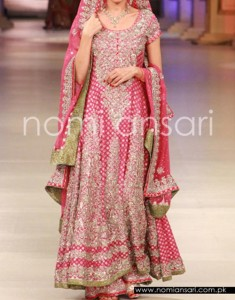 New Fashion of Bridal Dresses 2016 2017 in Pakistan and India 1