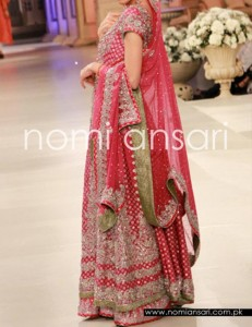 New Fashion of Bridal Dresses 2016 2017 in Pakistan and India 23
