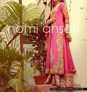 New Fashion of Bridal Dresses 2016 in Pakistan and India