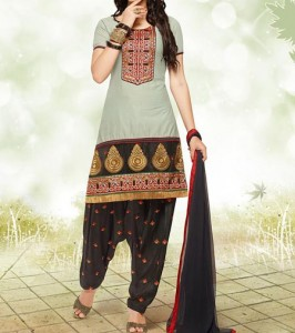 New Fashion Punjabi Salwar Kameez Patiala Suits Designs 2016 2017 India 1