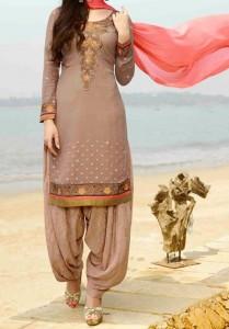New Fashion Punjabi Salwar Kameez Patiala Suits Designs 2016 2017 India Pakistan