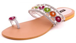 Rs-1,302-Stylo-Flat-Shoes-Summer-and-Eid-Collection-2016-For-women-and-Girls-Price