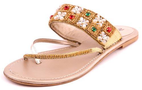07b5e8156cf50 Stylo Flat Shoes Summer and Eid Collection 2016 For women and Girls Price Rs -1,690