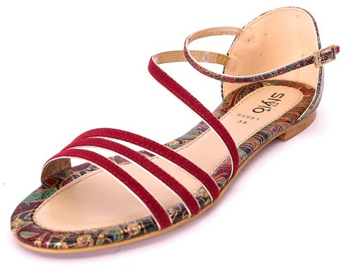 Stylo Shoes Sandals Summer and Eid Collection 2016 For women and Girls with Price Rs-1,390